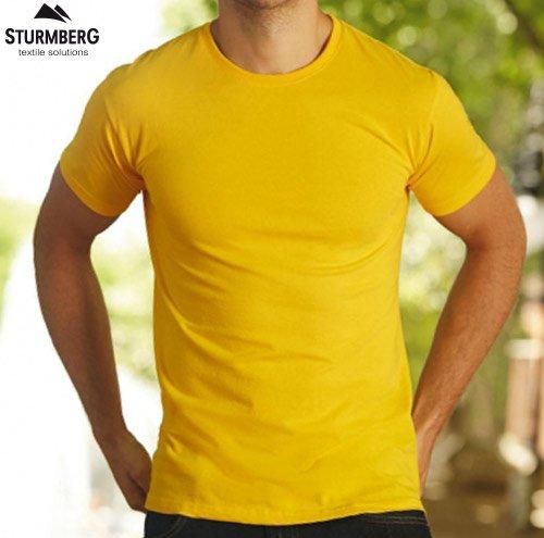 T-Shirt FRUIT OF THE LOOM Man Sofspun