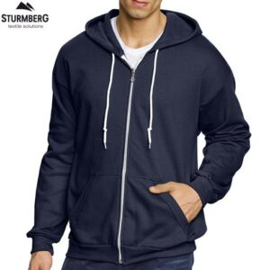 Hoodie ANVIL Zip Man Fashion 245