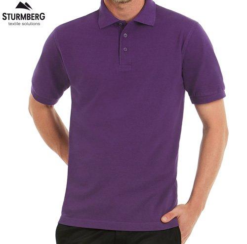 Poloshirt B&C Man 230