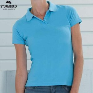 Poloshirt RUSSELL Lady 200