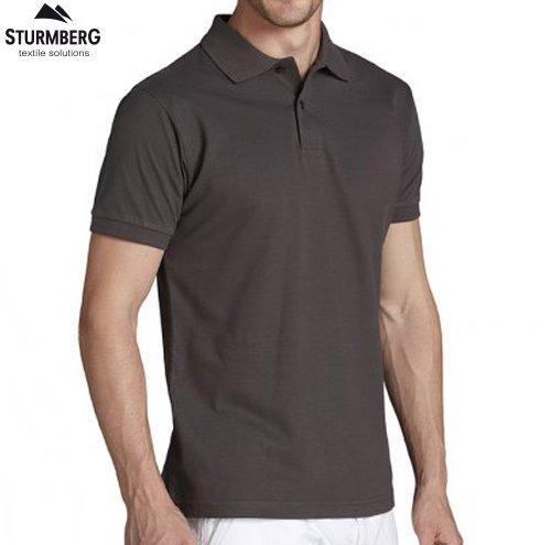 Poloshirt SOLS Man 180