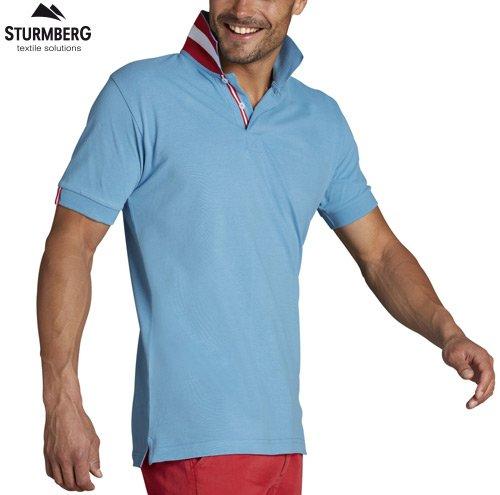 Poloshirt SOLS Man Fashion 200