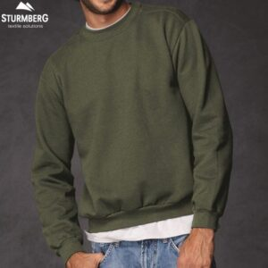 Sweatshirt ANVIL Fashion Man 245