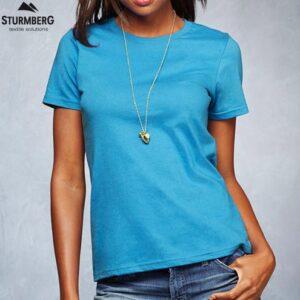 T-Shirt ANVIL Lady Fashion 150