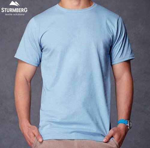 T-Shirt ANVIL Man Organic 170