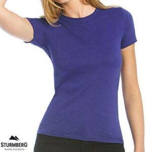 T-Shirt B&C Lady 145