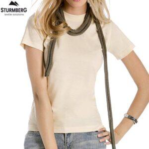 T-Shirt B&C Lady Organic 160