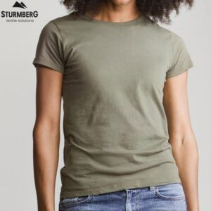 T-Shirt MANTIS Lady Organic 120