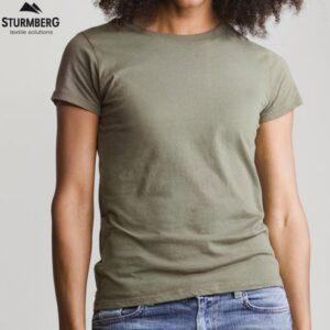 T-Shirt MANTIS Lady Organic 120