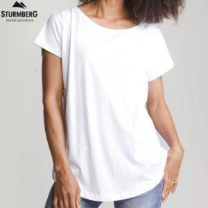 T-Shirt MANTIS Lady Loose 125