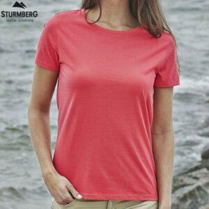 T-Shirt TEEJAYS Lady 160