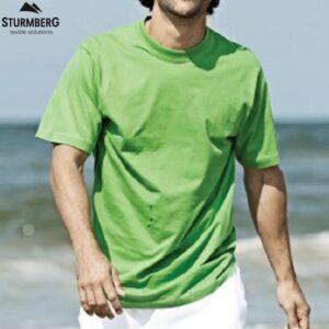 T-Shirt TEEJAYS Man 150