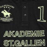 akademie st. gallen pullover stickerei