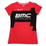 bmc t-shirt rot siebdruck