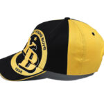young boys cap stickerei