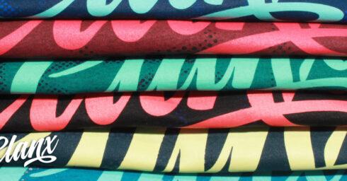 clanx festival appenzell t-shirt kollektion