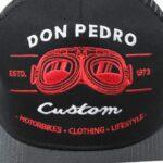 Don Pedro Truckercap schwarz