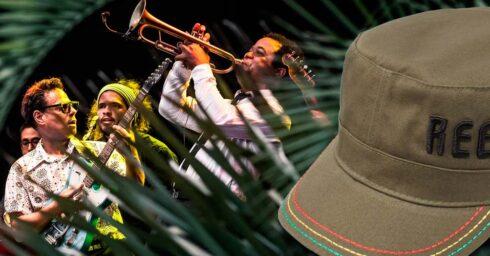 Reeds festival Hoodie Armycap Sturmberg