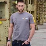 shelby t-shirt gray
