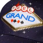 grand casino baseballcap gummierung