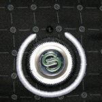 golfcap marker Baseballcap Magnet