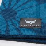 Windwerk Wintermütze Beanie besticken lassen custom made