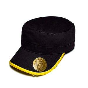 YB armycap schwarz bedruckt sturmberg