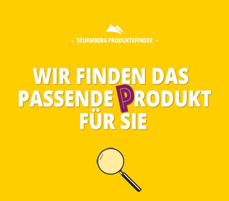 Sturmberg Produkte Finder