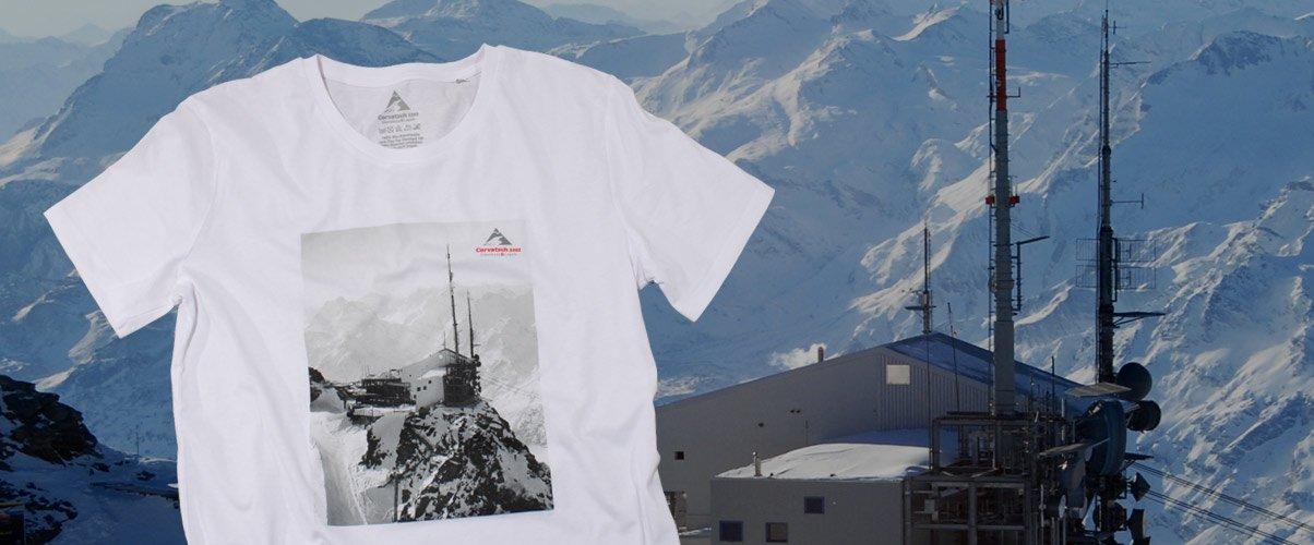corvatsch engading t-shirt foto