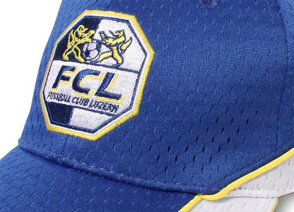 """Cap """"FC Luzern"""" / Design von Sturmberg"""