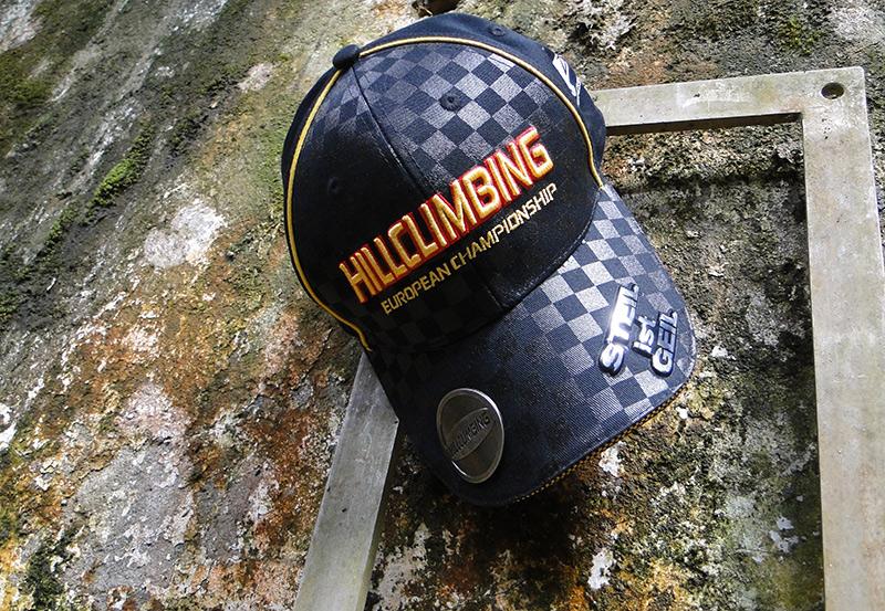 "Baseballcap ""Hillclimbing"" / Design von Sturmberg"