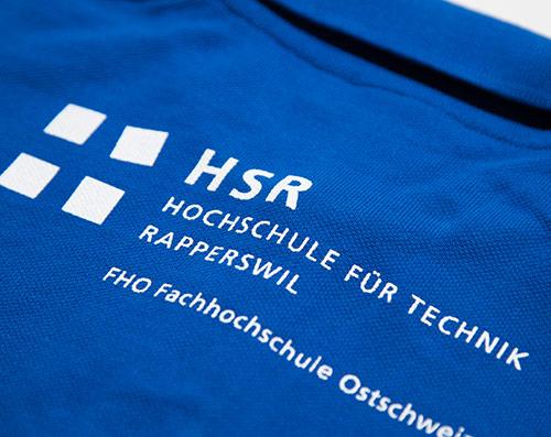 "Poloshirt ""HSR"""