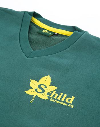 """Pullover """"Schild Gartenbau"""""""