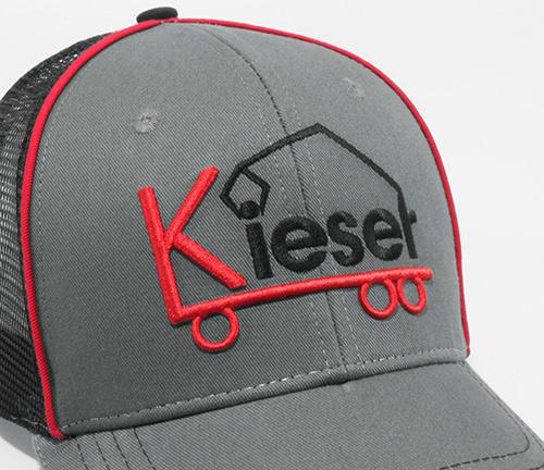"Truckercap ""Kieser"" / Design von Sturmberg"