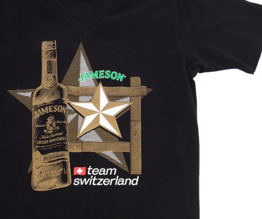"""T-Shirt """"Jameson"""" / Design von Sturmberg"""