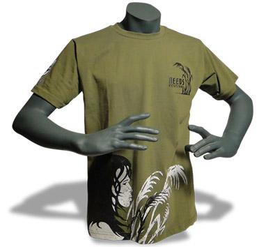 "T-Shirt ""Reeds Festival"" / Design von Sturmberg"