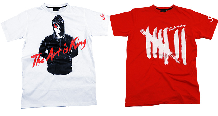 "T-Shirts ""SEVEN Soul"""