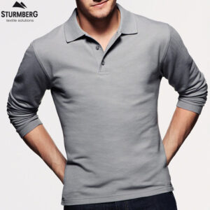 Hakro Polo Langarm Herren Performance 815