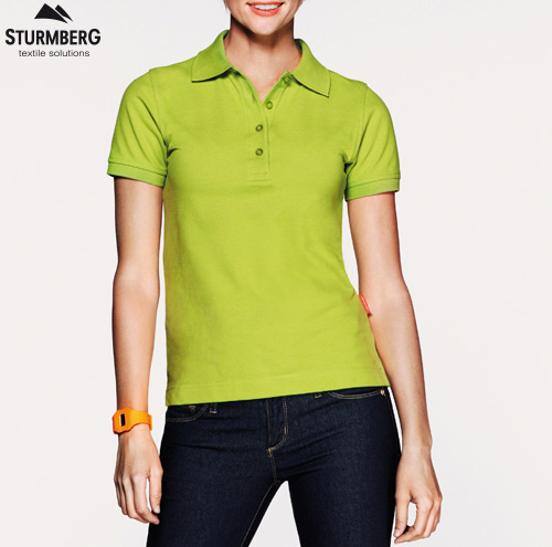 Hakro Poloshirt Performance Lady 216