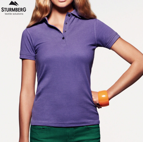 Harko Damen Poloshirt Classic 110