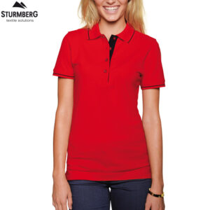Hakro Poloshirt Casual Lady 203