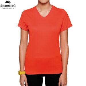 hakro coolmax t-shirt lady 187