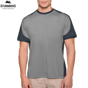 hakro t-shirt performance contrast 290
