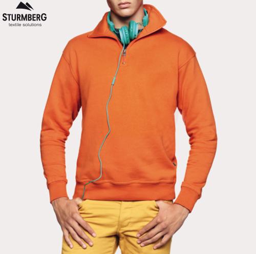 Hakro Zip-Sweatshirt Premium 451