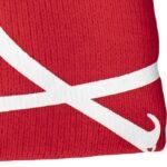 Mütze bedrucken lassen rot huski