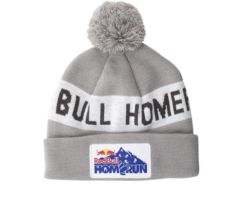 Wintermütze Redbull Homerun