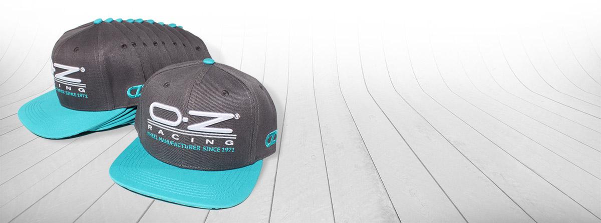 oz snapback cap besticken und bedrucken lassen