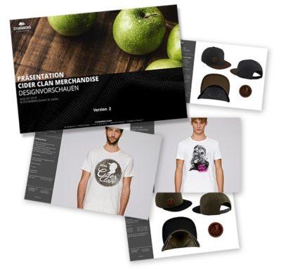 designservice sturmberg caps t-shirts