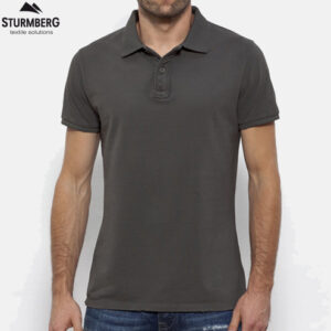Poloshirt-Shirt Stanley Stella Herren - Modell performs vintage - Sturmberg