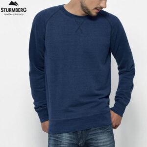 Stanley Strolls Denim Pullover Man sturmberg
